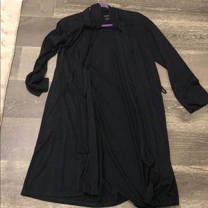 Black Robe w/belt